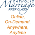 Online Catholic Marriage Prep Class